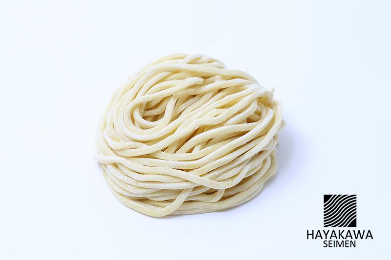 早川製麺 極太麺